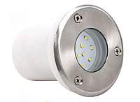 """Грунтовый светодиодный светильник LED """"SAFIR"""" Horoz 1,2W 75Lm IP67"""