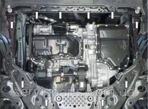 Защита двигателя Mazda CX 5 2012- (Мазда), фото 2