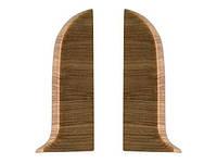Заглушка левая глянец дуб античный №28 короб