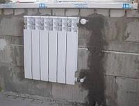 Разводка труб отопления в Киеве