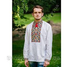 Чоловічий одяг (машинна вишивка). Товары и услуги компании