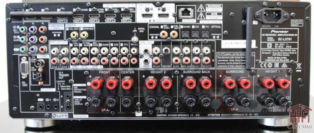 Pioneer SC-LX701B 9.2-канальный сетевой AV-ресивер