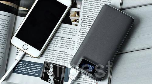 Портативное зарядное устройство Power Bank Polymer 20000 mAh