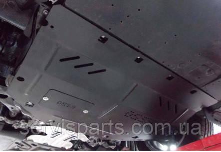 Защита двигателя Mazda 3 2013- (Мазда 3)
