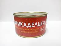 """Фрикадельки рыбные с овощным гарниром в томатном соусе 240г """"Baltik brize"""""""
