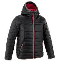 Куртка туристическа зимняя Quechua Hike 500 детская