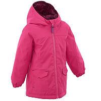Куртка туристическа Quechua Hike 100 Warm детская