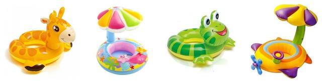 круги для купания