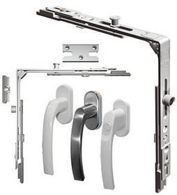 Фурнитура для металлопластиковых окон и дверей