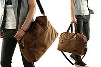 Мужская кожаная сумка. Модель 61263, фото 3