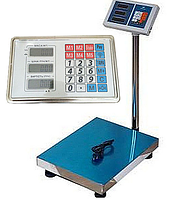 Весы торговые Wimpex 350 kg 6v 40х50