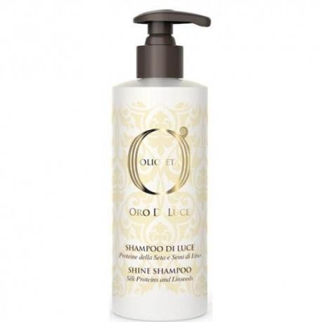 "Barex Olioseta Oro Di Luce Shine shampoo , шампунь ""Сияние"", 250 мл"