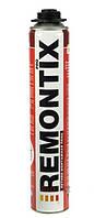 Пена монтажная  REMONTIX PROl (45л) 750 мл