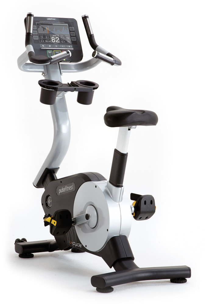 Вертикальний Велотренажер Pulse Fitness 240G