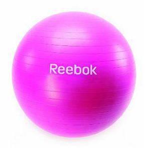 Мяч для фитнеса Reebok RAB-11015MG - 55 см фиолетовый