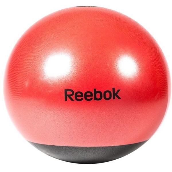 Мяч гимнастический Reebok RAB-40016RD - 65 см красный/черный (ФИТНЕС)