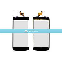 Тачскрин (сенсор) Acer E350 Liquid Gallant Duo | черный