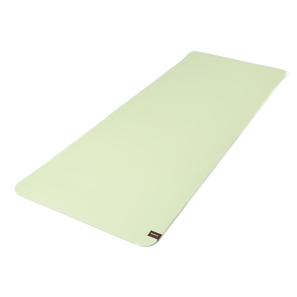 Мат для йоги Reebok RAYG-11026GN зеленый (ФИТНЕС)