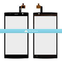 Тачскрин (сенсор) Acer Liquid Z500 Dual Sim | черный