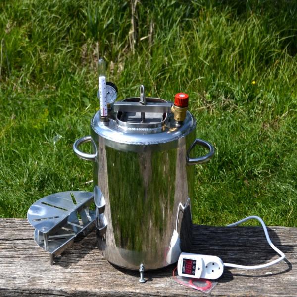 Купить автоклав для домашнего консервирования от производителя мини пивоварня на 500 литров цена