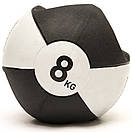 Медбол Reebok Double Grip Med Ball RSB-16128 - 8 кг, фото 2