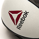 Медбол Reebok Double Grip Med Ball RSB-16128 - 8 кг, фото 5