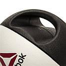 Медбол Reebok Double Grip Med Ball RSB-16129 - 9 кг, фото 3