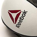 Медбол Reebok Double Grip Med Ball RSB-16129 - 9 кг, фото 7