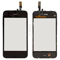 Тачскрин (сенсор) Apple iPhone 3G | Оригинал | с рамкой | Оригинал | черный