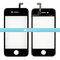 Тачскрин (сенсор) Apple iPhone 4 | Оригинал | черный