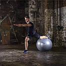 Гимнастический мяч Reebok RAB-11017GR 75 см серый (ФИТНЕС), фото 2