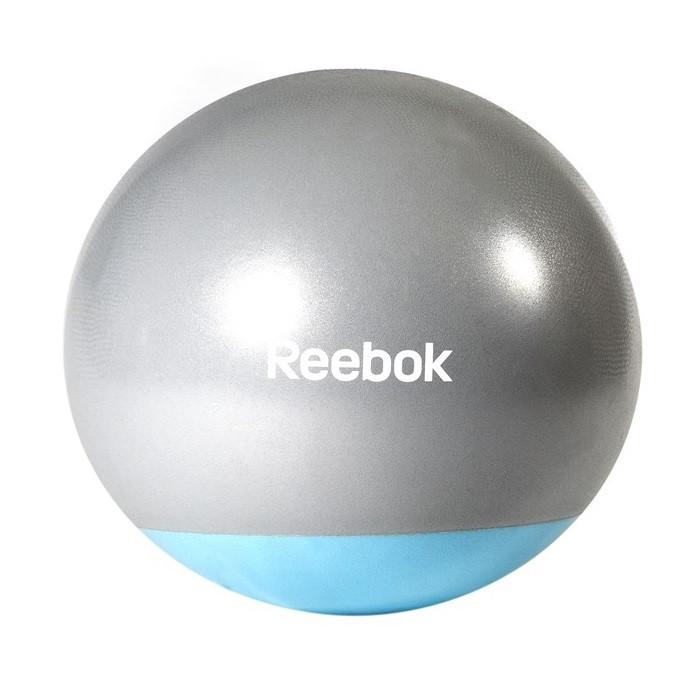 М'яч для фітнесу Reebok Stability Gymball Grey/Blue 65cm
