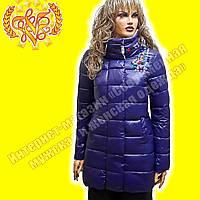 Женская куртка средней длинны