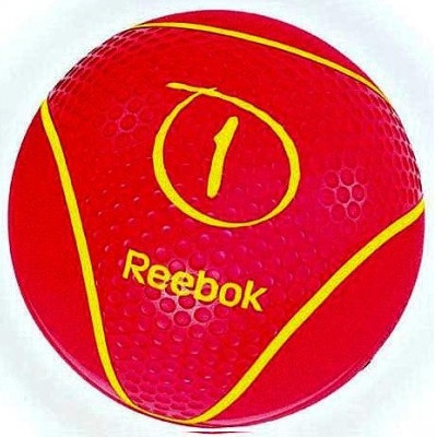 Медбол Reebok RAB-40121MG - 1 кг (ФИТНЕС)