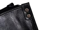 Мужская кожаная сумка. Модель 61266, фото 9