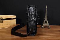 Мужская кожаная сумка. Модель 61266, фото 7