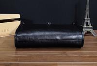 Мужская кожаная сумка. Модель 61266, фото 6