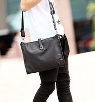 Мужская кожаная сумка. Модель 61266, фото 2