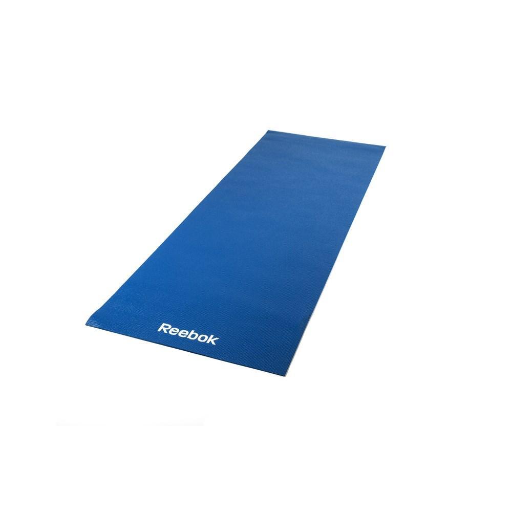 Мат для йоги Reebok RAYG-11022BL синий 4 мм (ФИТНЕС)