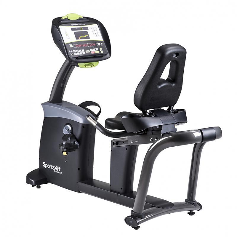 Горизонтальний Велотренажер SportsArt C575R