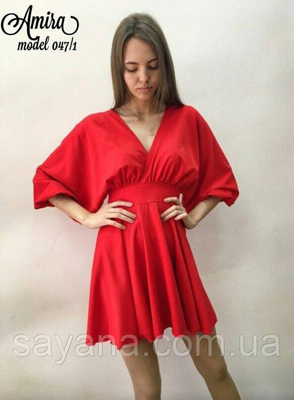 платье модное