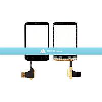 Тачскрин (сенсор) HTC A3333 Wildfire G8 | Оригинал | без микросхемы | Оригинал | черный