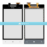 Тачскрин (сенсор) HTC A620e Windows Phone 8S | Оригинал | белый