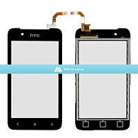 Тачскрин (сенсор) HTC Desire 210 Dual Sim | Оригинал | черный