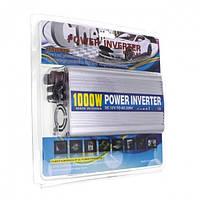Преобразователь тока POWER INVERTOR 1000W