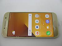 Samsung Galaxy A5 A520 (2017) не видит сеть новый в пленках gold