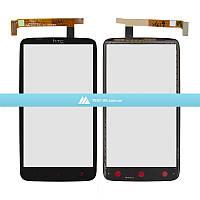 Тачскрин (сенсор) HTC G23 | S720e One X | X325 One XL | S728e One X | черный