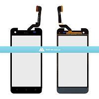 Тачскрин (сенсор) HTC X920e Butterfly   черный