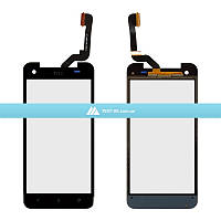 Тачскрин (сенсор) HTC X920e Butterfly | Оригинал | черный