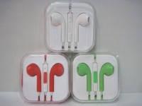 Вакуумные наушники для телефона и плеера Apple EarPods
